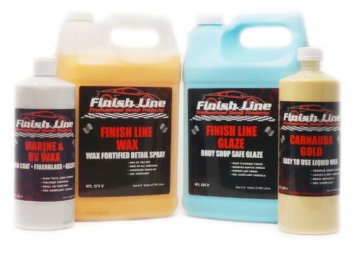 finish line wholesale auto detail products