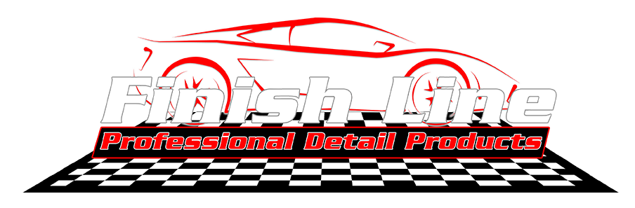 FINISH LINE AUTO DETAIL PRODUCTS LOGO